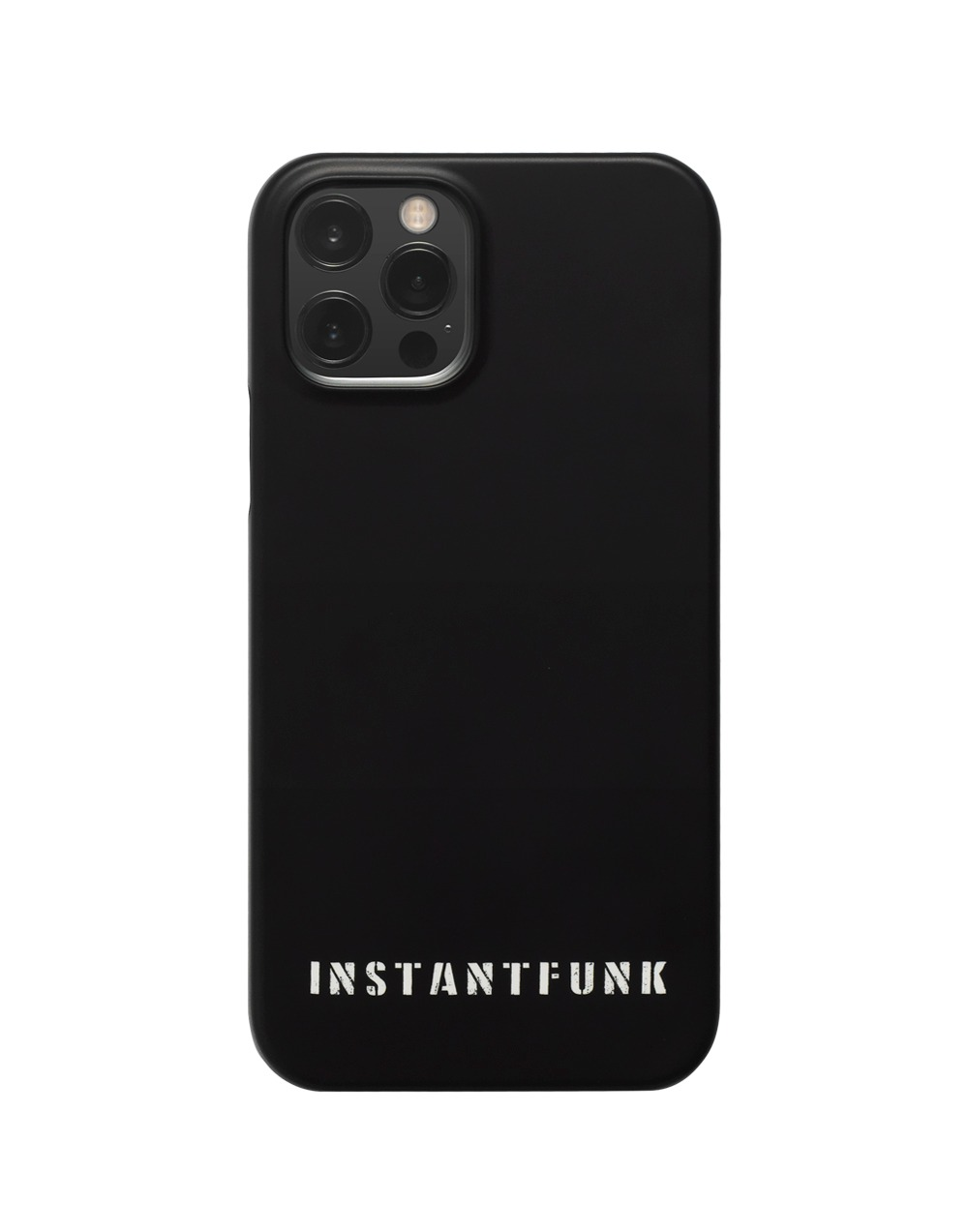Vintage logo case - Black